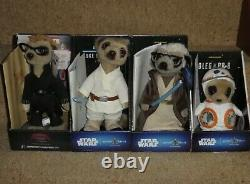 Ensemble Complet Complet De 19 Comparer The Market Meerkat Toys Inc Sleepy Oleg