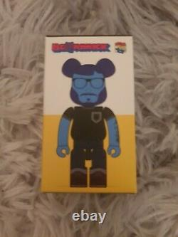 Ensemble Complet Dr Martens X Medicom Bearbrick Toy (100%)