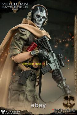 Flagset 1/6 Fs73030 Ghost Action Figure Model Collection Full Set Toy In Stock
