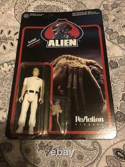 Funko Super 7 Réaction Alien Full Set Alien Kane Ripley Dallas Ash Waves 1 & 2