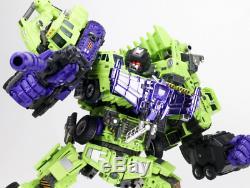 Génération Toy Gravity Builder Rebuilder Gt-99 Ensemble Complet De 6 Chiffres