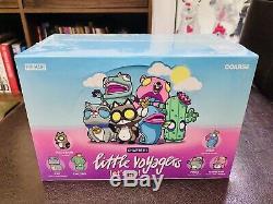 Grosse X Pop Mart Petit Voyagers (full Sets 1 & 2) Designer Vinyl Art Toys