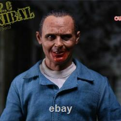 Hannibal Doll Modèle Toy Puppet 1/6 Scale Film Action Figure Collectible Gift
