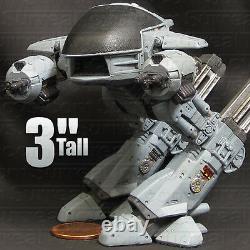 Hot Robocop Trilogie Complet 3modèle Ensemble De Figure Cain Ed209 Buste Kotobukiya Jouet Japon