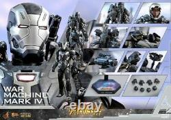 Hot Toys 1/6 Mms499d26 Avengers Infinity War Machine Mark IV Chiffre Complet