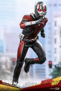 Hot Toys 1/6th Ant-man And The Wasp Antman Action Figure Mms497 Full Set