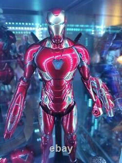 Hot Toys Mms473-d23 Iron Man De Avengers Infinity War Action Figure Ensemble Complet