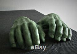 Hulk 1/6 Hot Toys Ko (sur Mesure / Repeint)