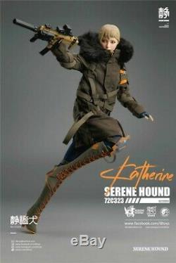 I8toys Katherine 1/6 Serene Hound Troop Femme Action Figure Ensemble Complet Collect