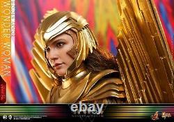 Jouets Chauds Mms578 1/6 Wonder Woman Golden Armor Deluxe Ver. Jeu De Figurines Complet