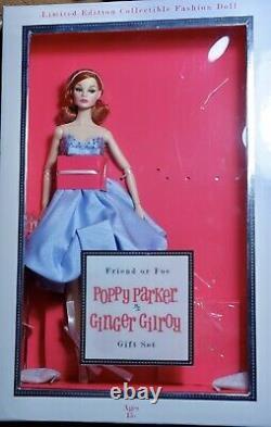 Jouets D'intégrité Poupée Ginger Gilroy Poppy Parker Fullset