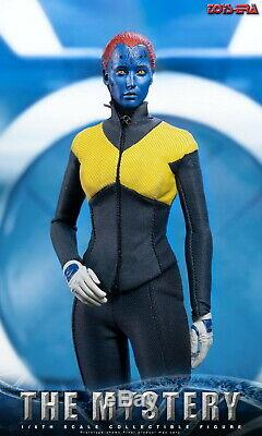 Jouets Era 1/6 Mystique X-men Jennifer Lawrence Action Figure Ensemble Complet Te031