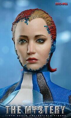 Jouets Era Échelle 1/6 Mystique Femme Figure Complet En Stock Set USA