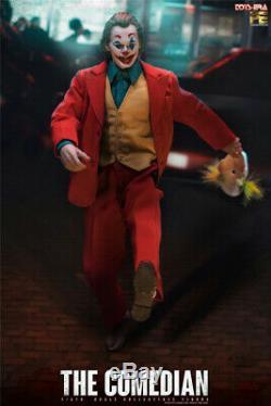 Jouets Era Pe004 1/6 Le Comique Joker Jacques Ensemble Complet D'action Figure Instock