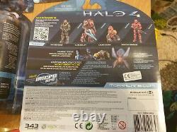 Jouets Mcfarlane Halo 4 Chiffres D'action Série 1 Set Complet De 4 Nouveaux Et Selés