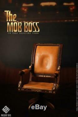 Jouets Presentes 1/6 Homme Figure The Mob Patron Pt-sp05 Collection Modèle Complet Gift Set