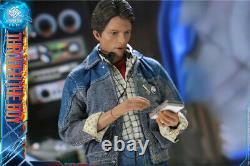 Jouets Présents 1/6 Pt-sp21 Marty Mcfly Back To The Future Full Set Og Figure Toy