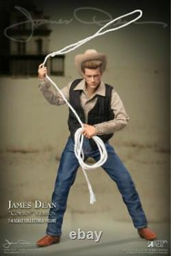 Jouets Star Ace 16 Cowboy James Dean Action Figure Sa0088 Ensemble Complet