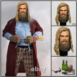 Jouets Woo En Stock Wo-004 Woo004 Fat Viking Thor 1/6 Action Figurine Kit Personnalisé