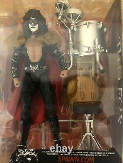 Kiss Creatures Ensemble Complet 3 En Boîte 6in Action Figurine Mcfarlane Jouets 2002