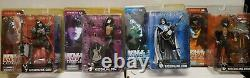 Kiss Creatures Of The Night 2002 Mcfarlane Toys Figurines D'action Full Set Nib
