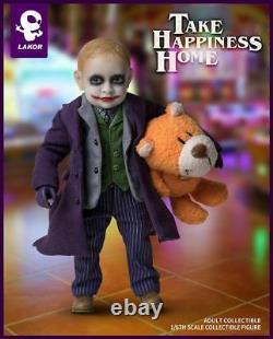 Lakor Baby 1/6 Échelle Joker Doll 2.0 Figurine Ensemble Complet Jouet Enfant 15cm Beaucoup D'accessoire