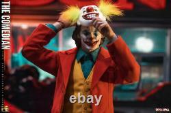 Le Joker (happy Face) Joaquin Phoenix 1/6 Actionfigur Von Toys Era Full Set