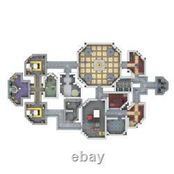 Le Modèle De Carte Complète Skeld Moc-53670 Blocs De Construction Jouets Sets 1432 Pièces Briques