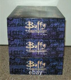 Les Gentlemen Buffy Vampire Slayer Ensemble Complet 12 Figures Sideshow Chut Toy Doll