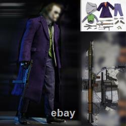 Les Jouets Meilleurs 1/6 Échelle Joker Sets De Vêtements Pour 12 Figure Body En Stock