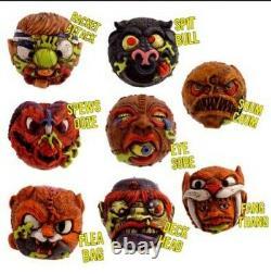 Madballs Mini Squirters Ensemble Complet De 10 Jouets Sip 2009