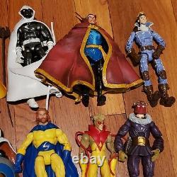 Marvel Legends Mixed Set Of 16 Figures Lot Toy Biz Hasbro Marvel Legends Mixed Set Of 16 Figures Lot Toy Biz Hasbro Marvel Legends Mixed Set Of 16 Figures Lot Toy Biz Hasbro Marvel Legends