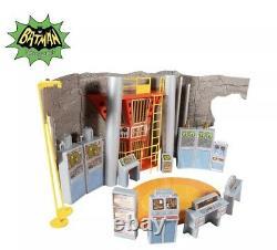 Mcfarlane Toy DC Retro Full 66 Set- Batman X5 Action Figurine Précommande Nouveau