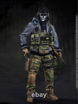 Mcfarlane Toys Call Of Duty Modern Warfare Ghost 12 Figure D'action Complète
