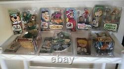 Mcfarlane Toys Hannah Barbera Ensemble Complet De 7 Figurines Série 2