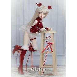 Mignon Bjd Nude Doll 1/4 Art Collection Jouets Msd Kids Cadeau Complet Cadeau Filles