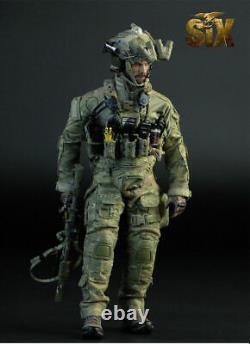 Mini Times Toys M009 1/6 Us Navy Seals Six Team 12'' Homme Action Figurine Ensemble Complet