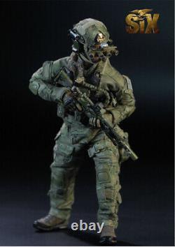 Mini Times Toys M009 1/6 Us Navy Seals Six Team 12'' Homme Figurine Ensemble Complet