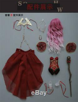 Minifee Klaus Vampire Elfin Comme Fille 1/4 Bjd Doll Set Complet Robe Perruque Doll Toy