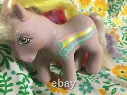 Mon Petit Poney G1 Rainbow Curl Ensemble Complet (rain Reroot)