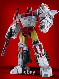 New Zeta Toys Zb-06 Superitron / Superion Metallic Full Paint Version Set