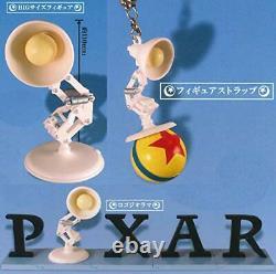 Pixar Lampe Gacha Collection 3 Types Ensemble Comp Complet Gacha Gacha Capsule Jouet Japon