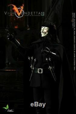 Power Toys Ct013 1/6 V Pour Vendetta 2.0 Action Soldier Figure Sets De Collecte