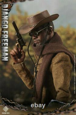 Present Toys 1/6 Pt-sp03 West Cowboy Noir Homme Solider Ensemble Complet Figurine Jouet De Poupée