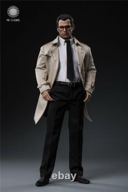 Pu Studios 1/6 Scale Justice Reporter Superman Henry Cavill Figure Toy Full Set
