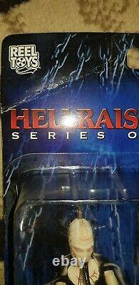 Rare Hellraiser Série 1 1 Necca Jouets En Bobine Ensemble Complet Comprenant Des Jumeaux En Fil
