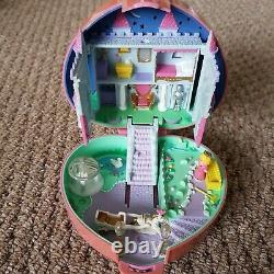 Rare Vintage Retro Collectable Polly Pocket 1989 1992 Job Lot Toy. Ensembles Complets