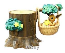 Re-ment Forêt Pokemon Re-ment 2 Shokugan Figure Bonbons Jouet Complet Ensemble Complet 8