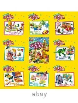 Re-ment Toy Story Birthday Party, Ensemble Complet De 8, 16 Aliments De Cuisine Dollhouse