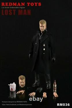 Redman Toys 1/6e Rm036 The Lost Man Full Set Male Action Figure Collection Jouet